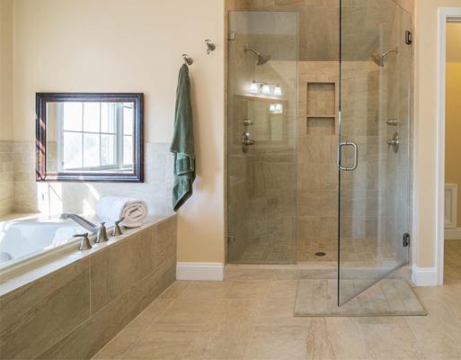 Kitchen shower and bath remodel denton keller frisco for Bathroom remodel keller tx