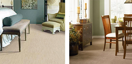 The experts at Simmons Floor Covering are here to help you decide between thousands of colors and types of carpet.
