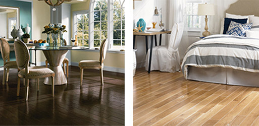 Stop by Simmons Floor Covering and let our experts help you pick out the perfect hardwood flooring for your next remodeling project