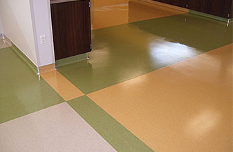 Luxury Vinyl Tile Commercial Floors