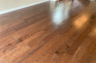 Armstrong Wood Style: Frontier Hickory Color: Brushed light mocha Location: Denton, Tx 76208