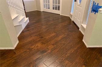 Bella Cera Wood Style: Tuscan Hickory 4, 5, 6 Random Width Color: Fortore Corinth, Texas 76210