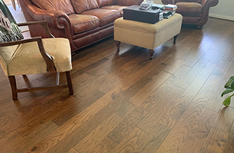 Flooring: Bella Cera Engineered Wood - Style: Genova - Color: Forli - Hickory Creek, Texas 75065