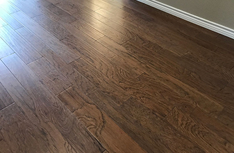 Style: Boulder Creek - Color: Barley - 5 inch Hickory - Location: Aubrey, Texas 76227