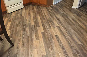 Karndean - Style: Da Vinci - Color: Limed Jute Oak 3x36 - Location: Corinth, Texas