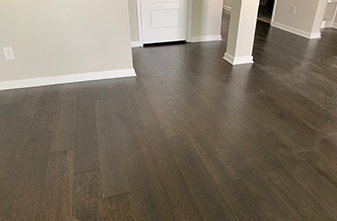 LM Wood - Style: Winfield - Size: 6.5 in - Color: Pewter - Aubrey, Texas 76227