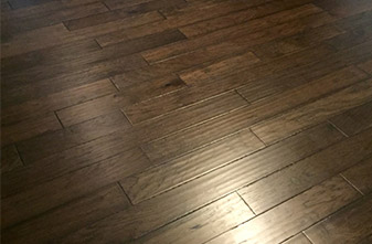 Mohawk Hardwood - Windridge Hickory - Espresso - Argyle, TX