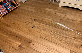 Mohawk Hardwood - Style: Zanzibar - Color: Antique Elm Natural - Denton, Texas 76209
