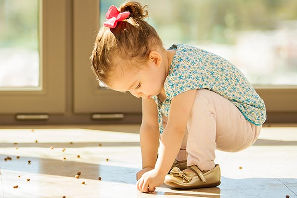 Pet and kid friendly flooring